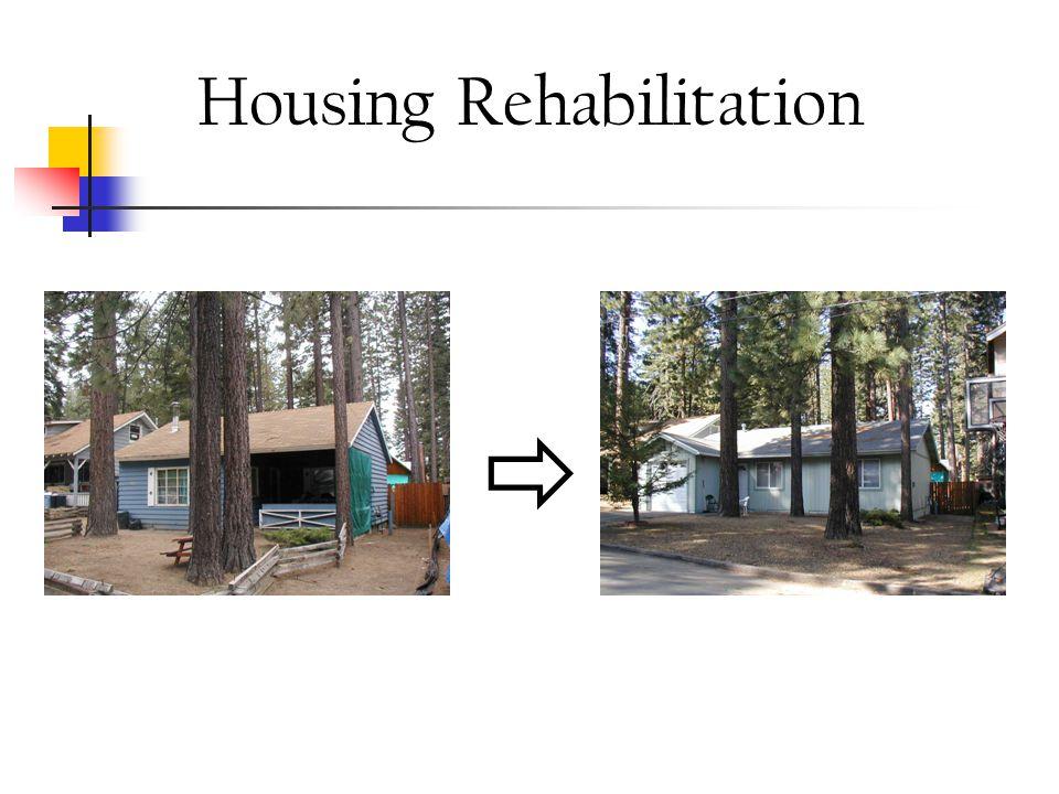  Housing Rehabilitation