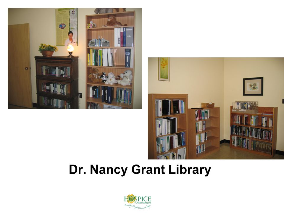 Dr. Nancy Grant Library