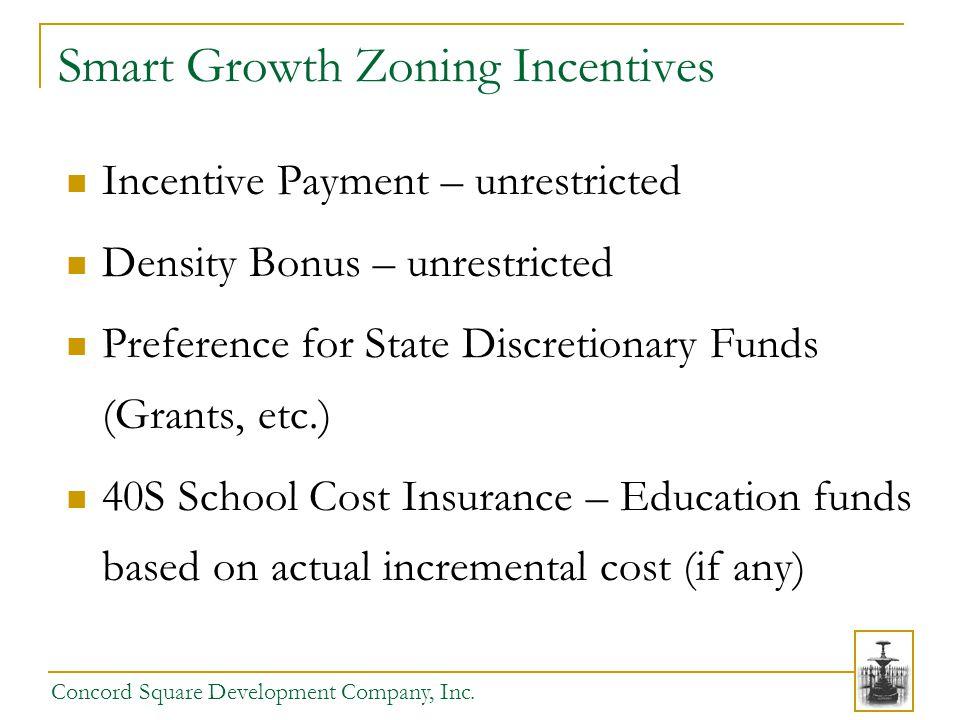 Concord Square Development Company, Inc.