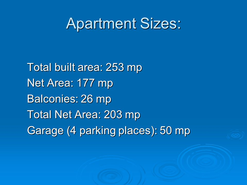 THIS APARTMENT IS SITUATED IN THE CENTRE OF THE MAMAMIA RESORT  IS LOCATED AT 3 rd FLOOR IN A BUILDING WIT 6 FLOORS.