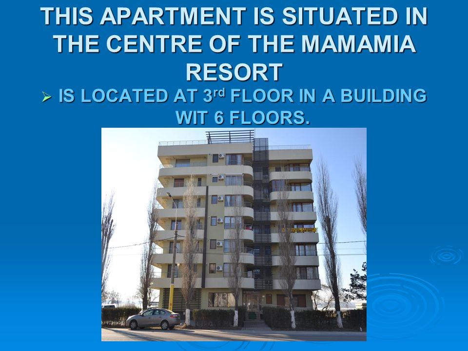 BUILDING PREZENTATION: The building is located between Scandinavia Hotel and Vega Hotel.