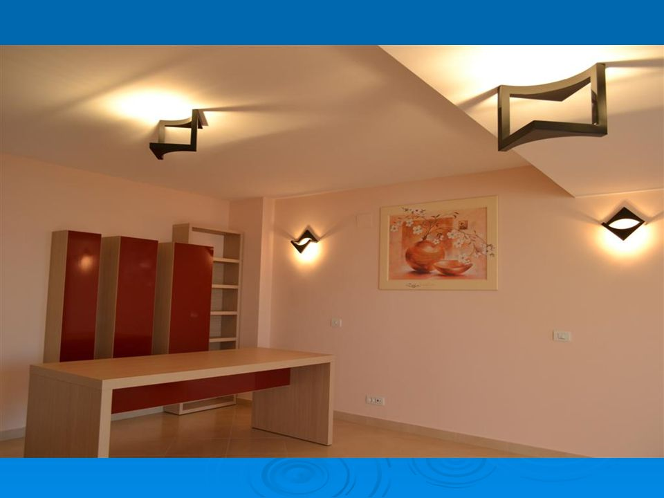 The Kitchen :  It is completely furnished and equipped kitchen:  Cooktop and Oven.