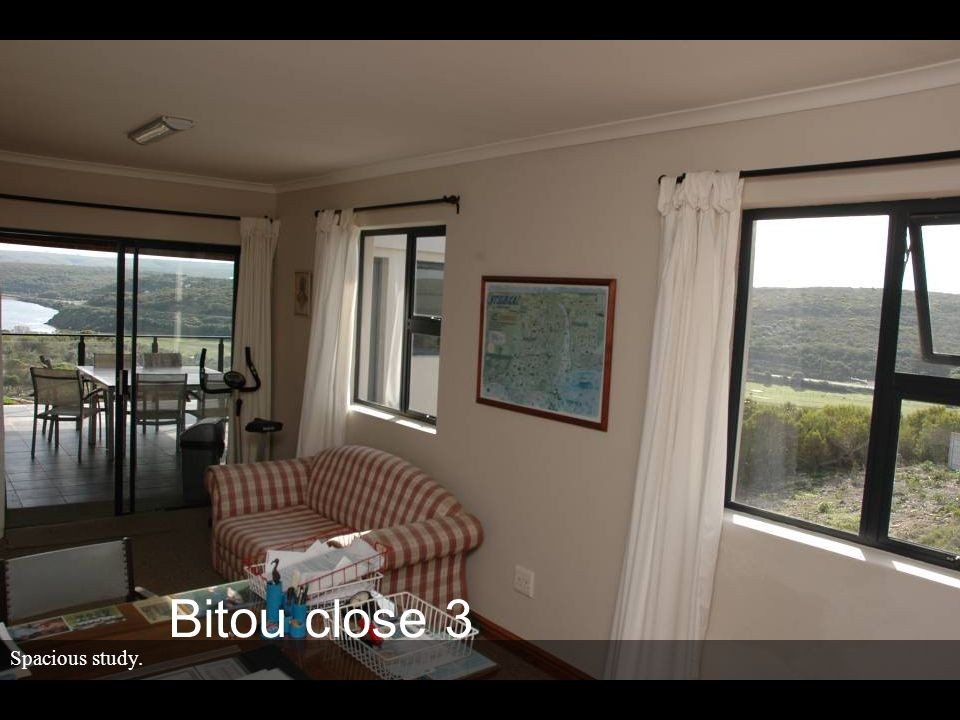 Spacious study. Bitou close 3