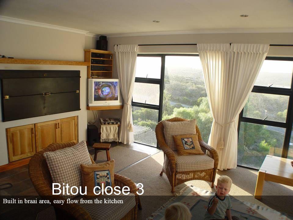 Downstair living area. Bitou close 3