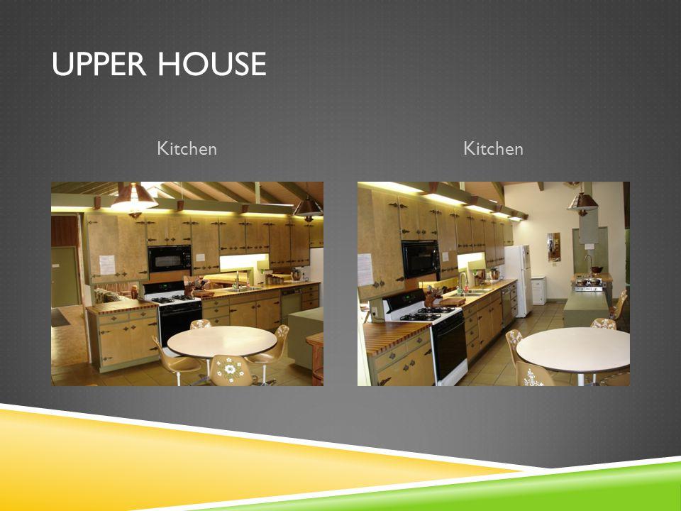 UPPER HOUSE Kitchen
