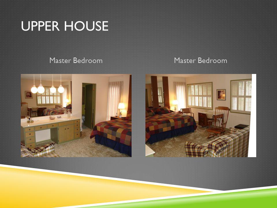 UPPER HOUSE Master Bedroom