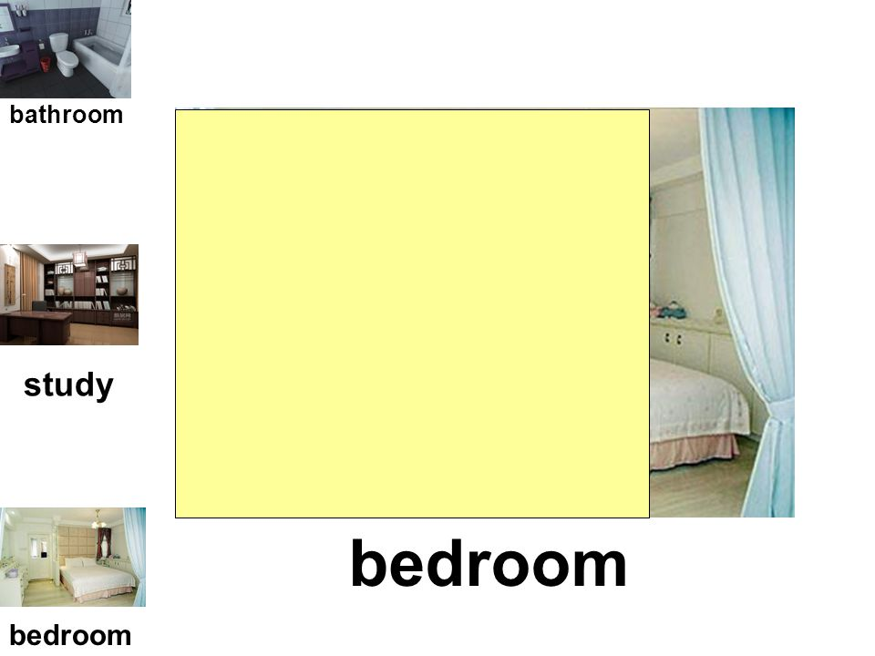 like …very much 非常喜欢 We like our house. And I like my bedroom very much.