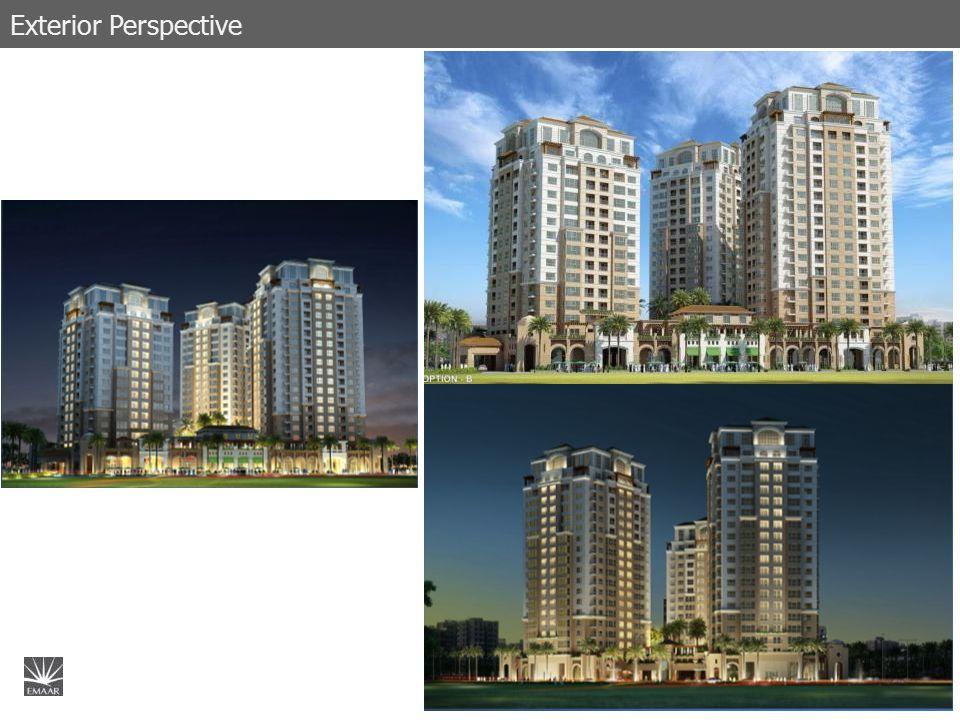 4+ Bedroom Apartment Unit area= 212.89 Terrace= 13.47 Total = 226.36 Four+ Bedroom Apartment