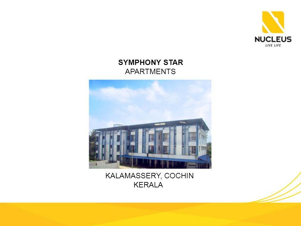 SYMPHONY STAR APARTMENTS KALAMASSERY, COCHIN KERALA