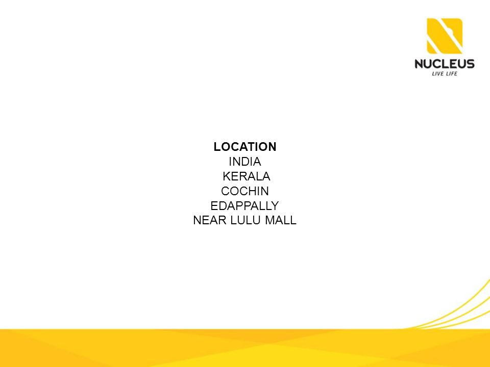 LOCATION INDIA KERALA COCHIN EDAPPALLY NEAR LULU MALL