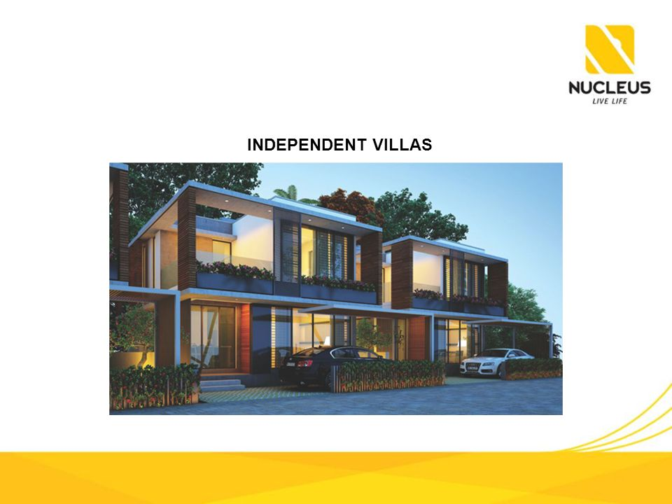 INDEPENDENT VILLAS