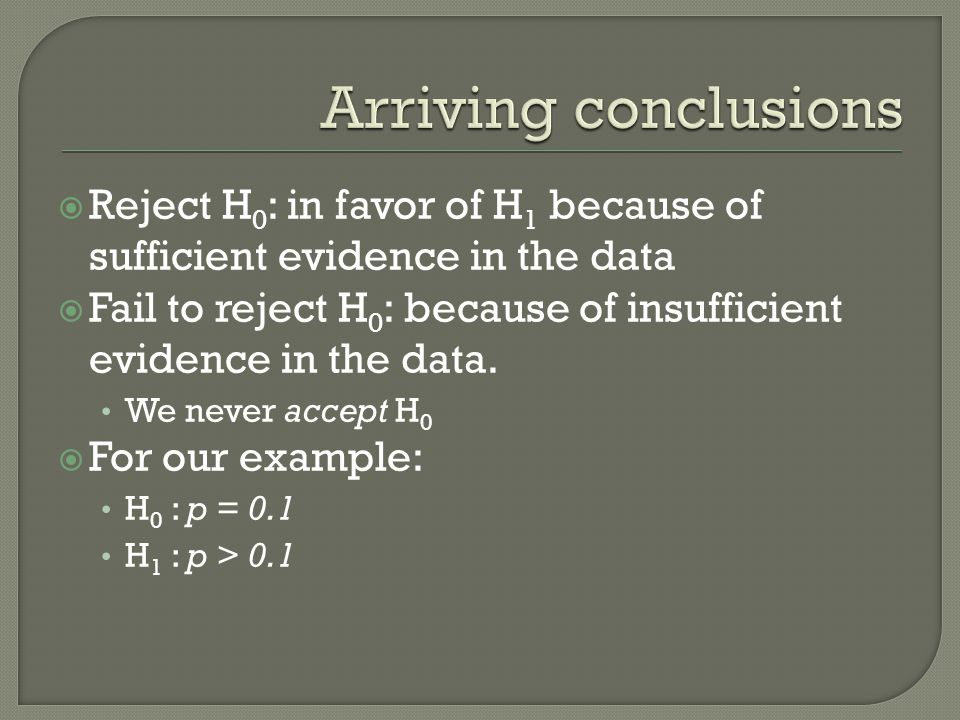  3- An increase in the sample size will reduce both types of error simultaneously  4- If the null hypothesis is false, β is a maximum when the true value of a parameter approaches the hypothesized value.