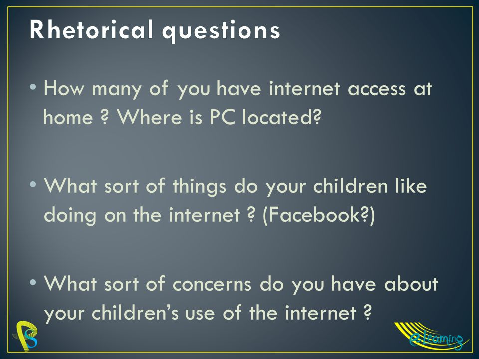 How many of you have internet access at home . Where is PC located.