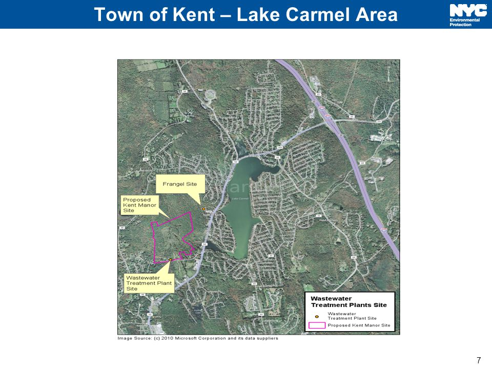 7 Town of Kent – Lake Carmel Area