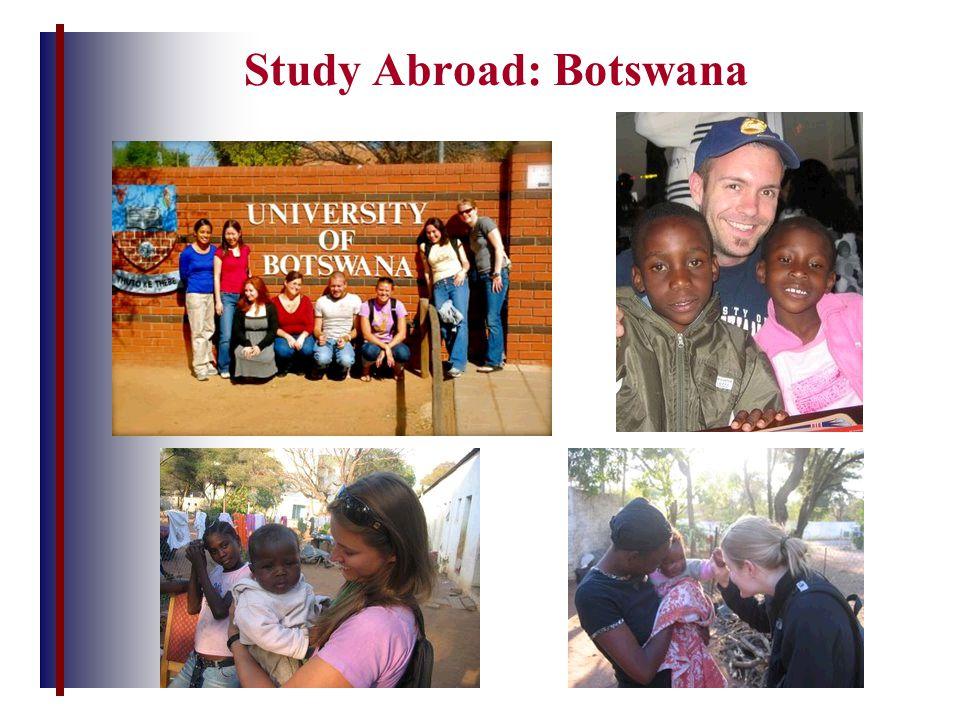 Study Abroad: Botswana