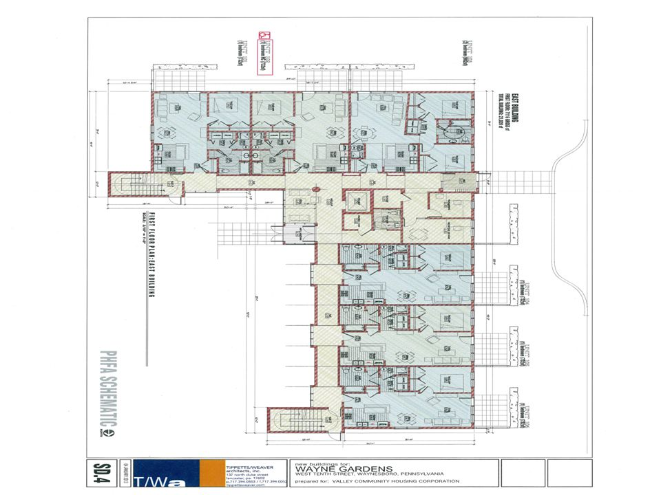 Franklin Residence Inc.W. North Street, Waynesboro PA 8 one bedroom apartments.