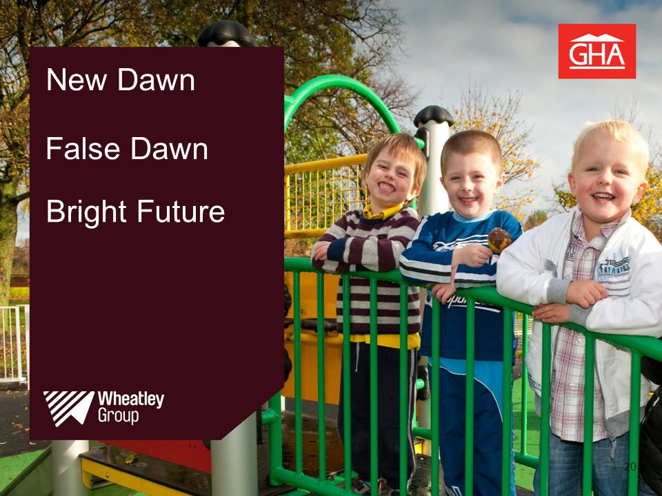 20 New Dawn False Dawn Bright Future