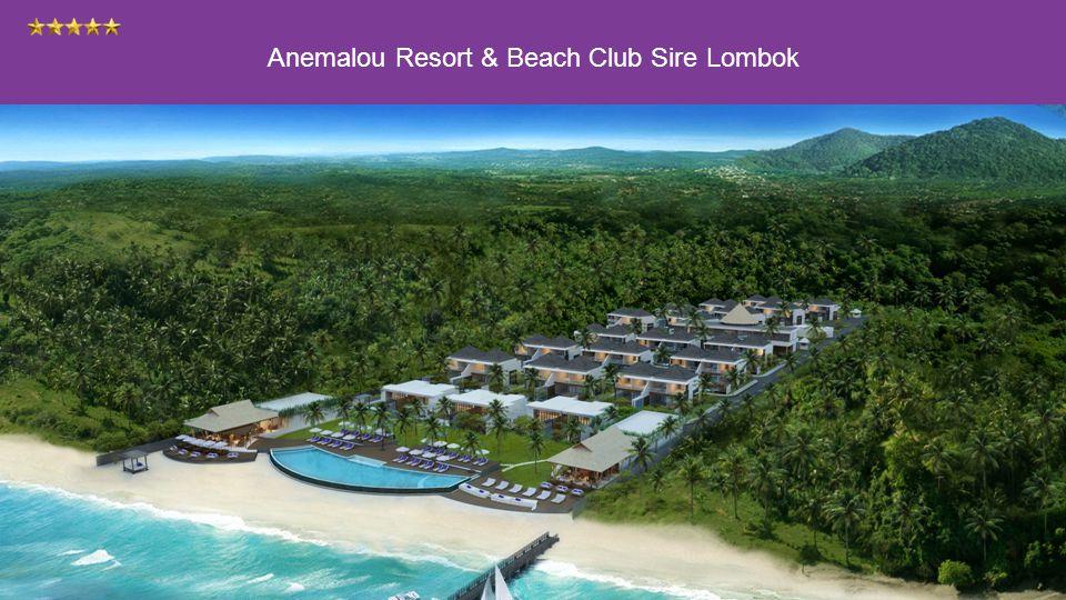 Anemalou Resort & Beach Club Sire Lombok