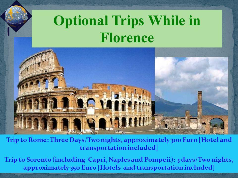 Optional European Pre-Tour Visit Paris and London.