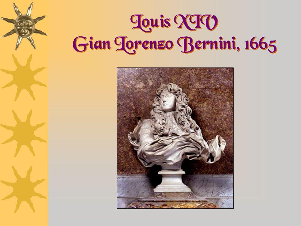 Louis XIV Gian Lorenzo Bernini, 1665