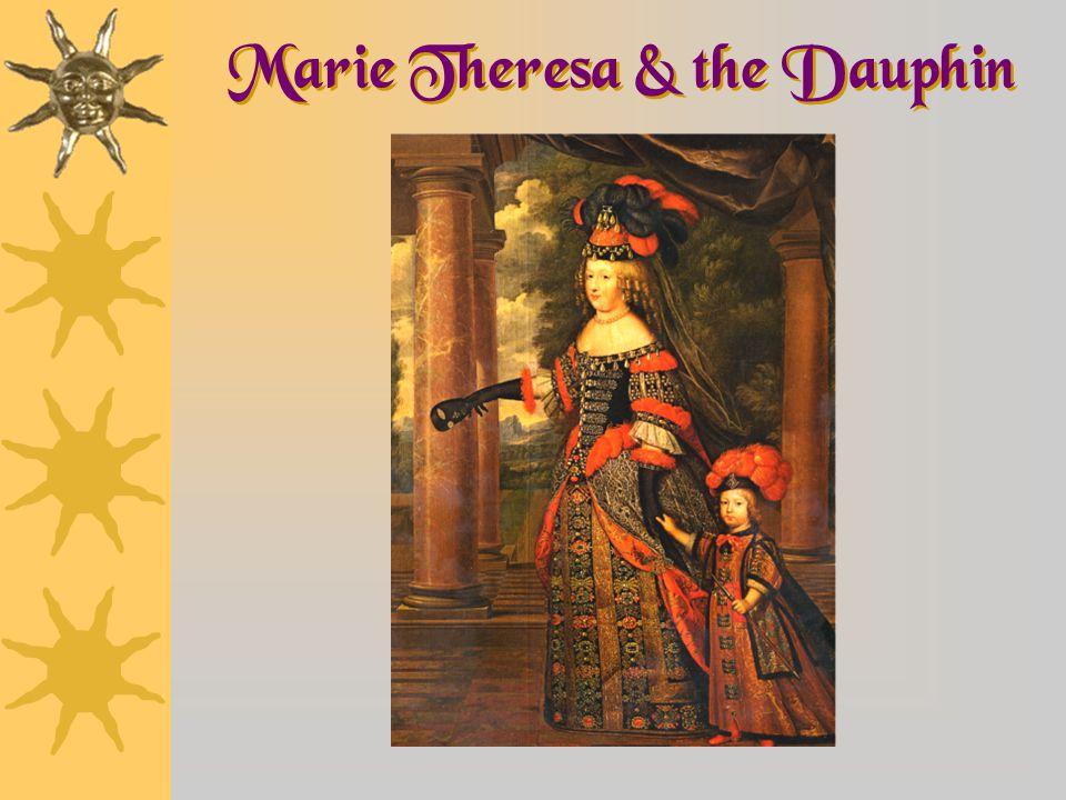 Marie Theresa & the Dauphin