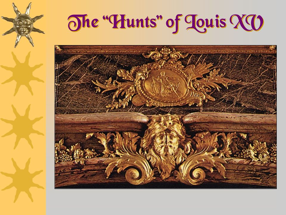 The Hunts of Louis XV