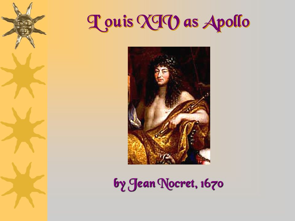 by Jean Nocret, 1670