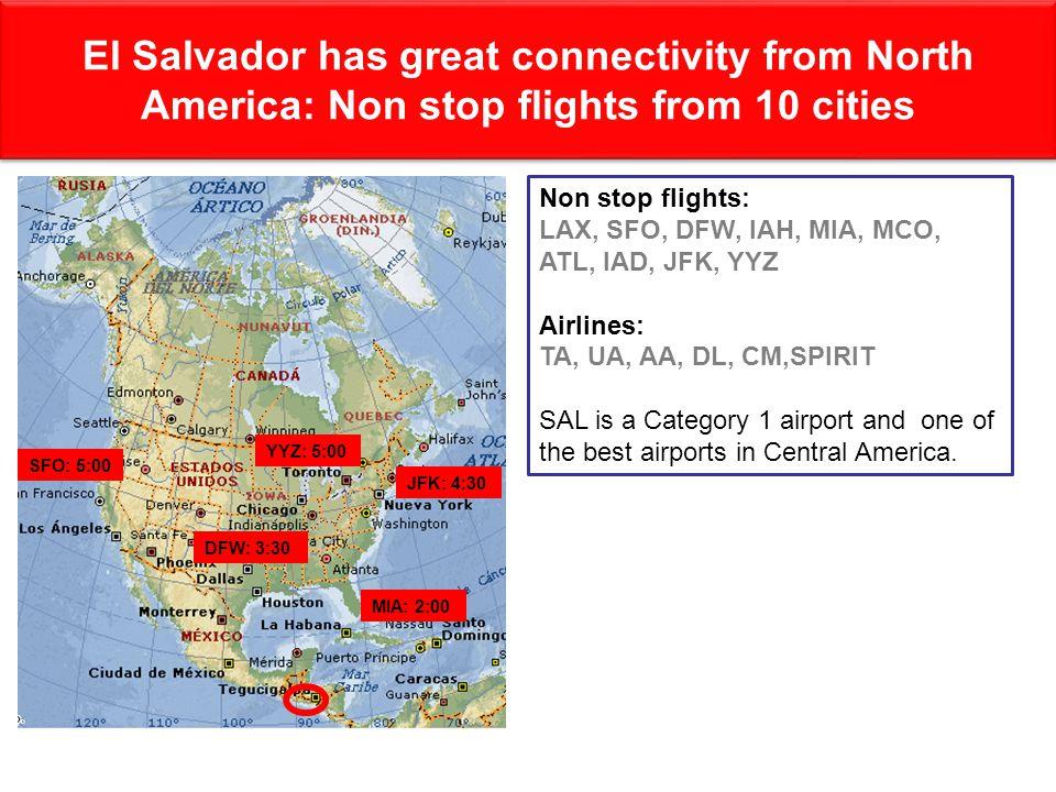 Why consider El Salvador as a tourism destination.