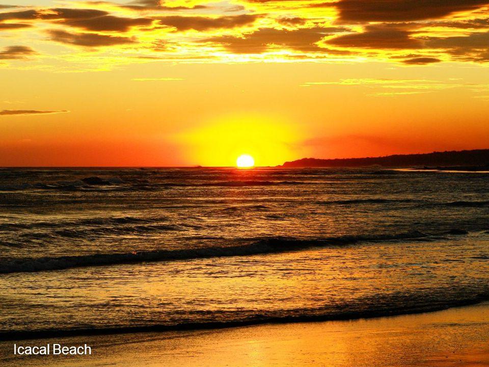 Icacal Beach