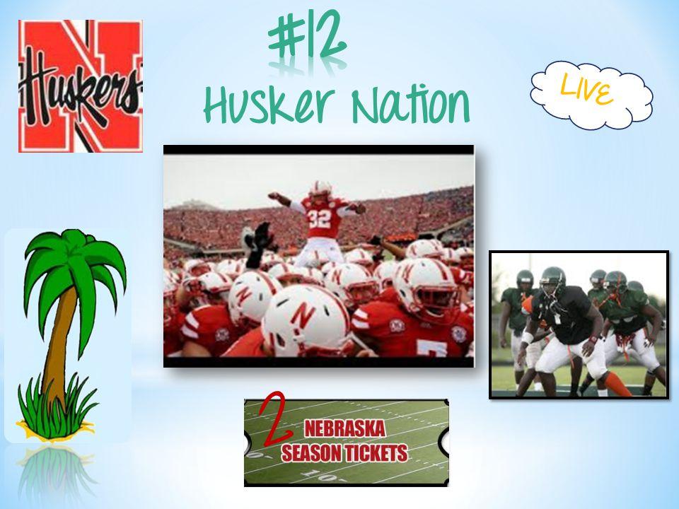 Husker Nation LIVE 2