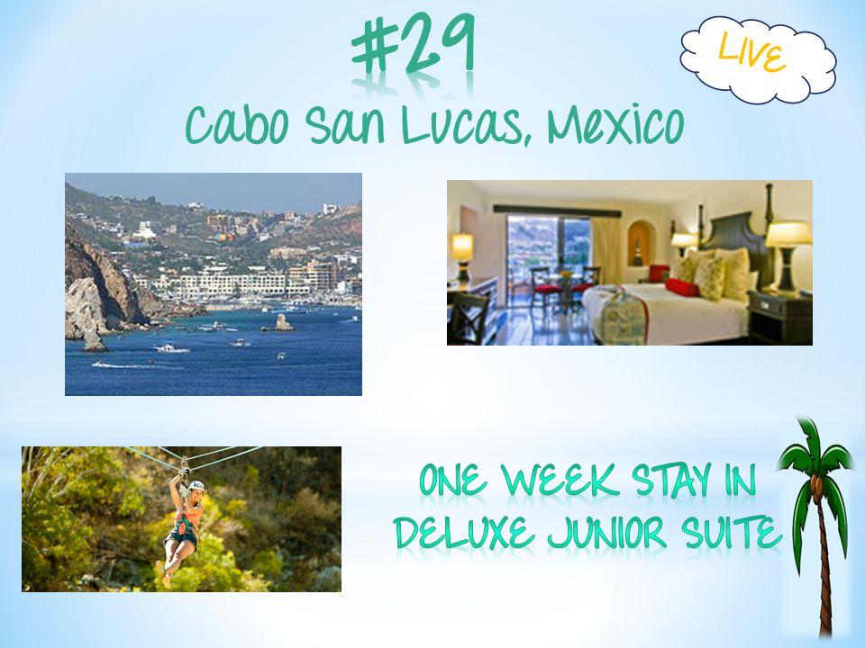 Cabo San Lucas, Mexico LIVE