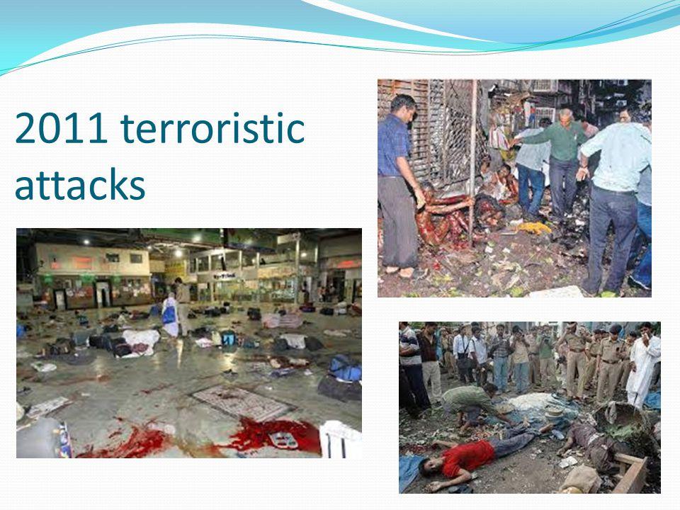 2011 terroristic attacks