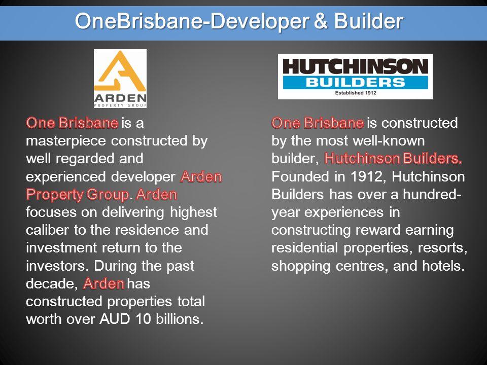OneBrisbane-Developer & Builder
