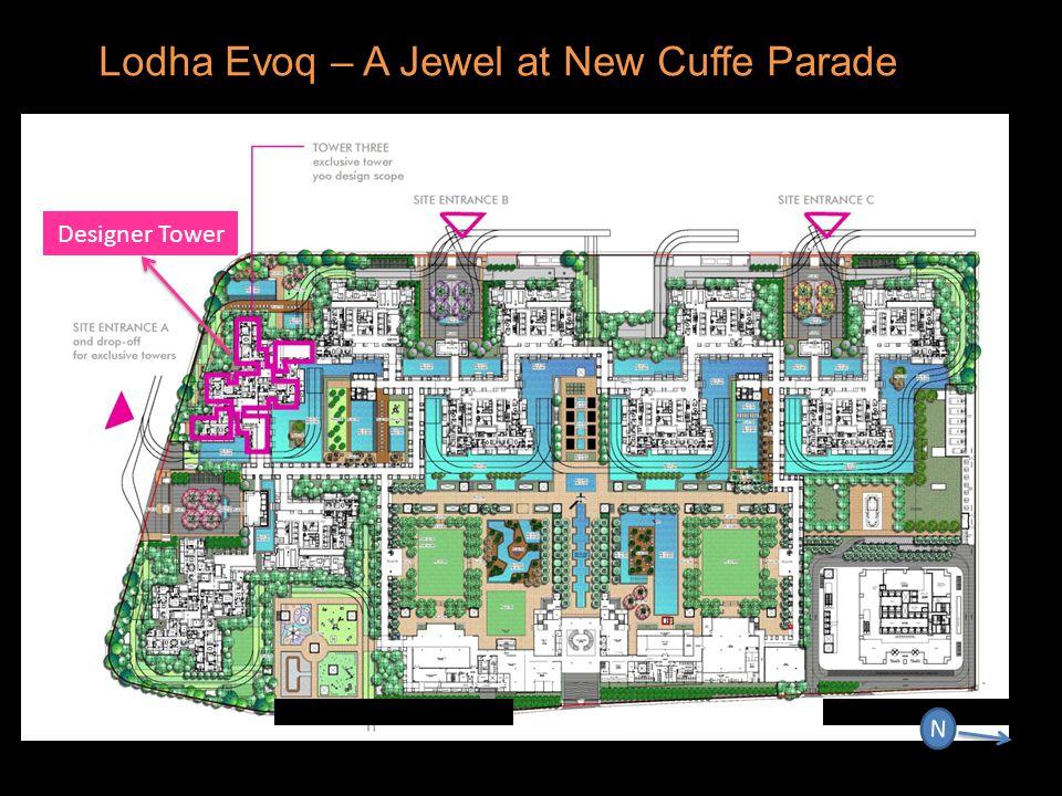 Lodha Evoq – A Jewel at New Cuffe Parade Designer Tower N