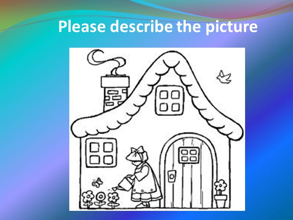 Please describe the picture