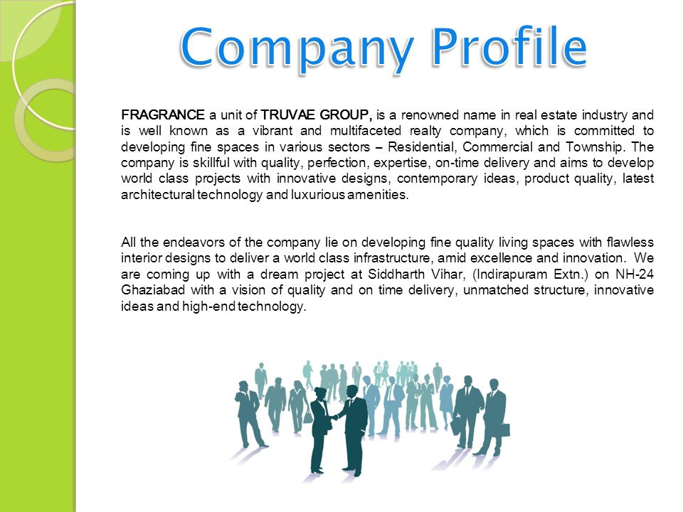 FRAGRANCE a unit of TRUVAE GROUP, is a renowned name in real estate industry and is well known as a vibrant and multifaceted realty company, which is committed to developing fine spaces in various sectors – Residential, Commercial and Township.
