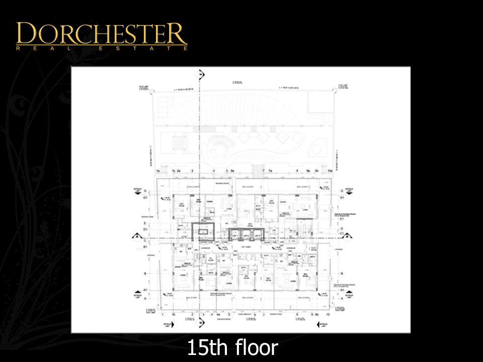 15th floor