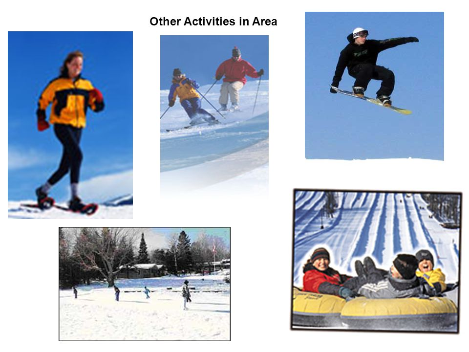 Other Activities in Area