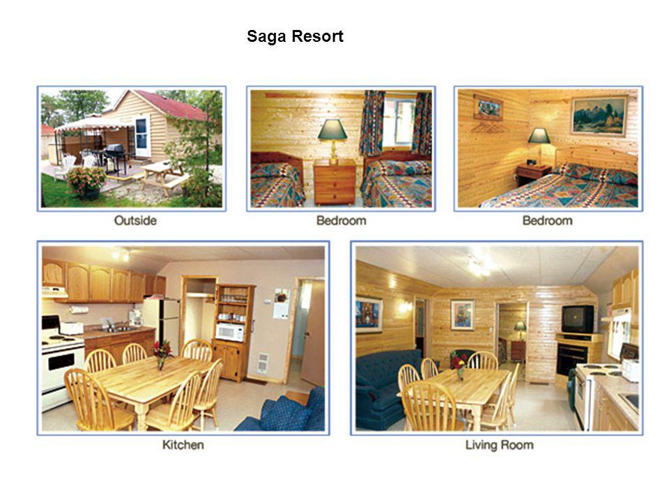 Saga Resort