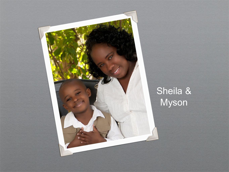Sheila & Myson