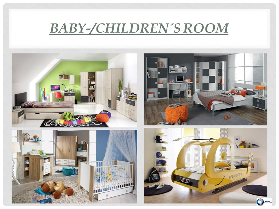 BABY-/CHILDREN´S ROOM