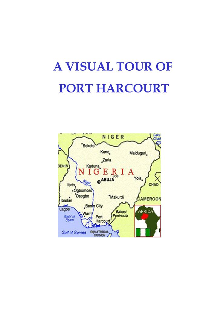 RUMUKOROSHE CAMP RESIDENTIAL AREA MAIN GATE The aim of this visual tour is to give you an insight, through pictures, of life in Port Harcourt.