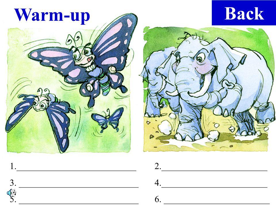 Warm-up Vocabulary Idioms & Phrases Vocabulary Idioms & Phrases Reading -Paragraphs 1-8 -Paragraphs 1-8