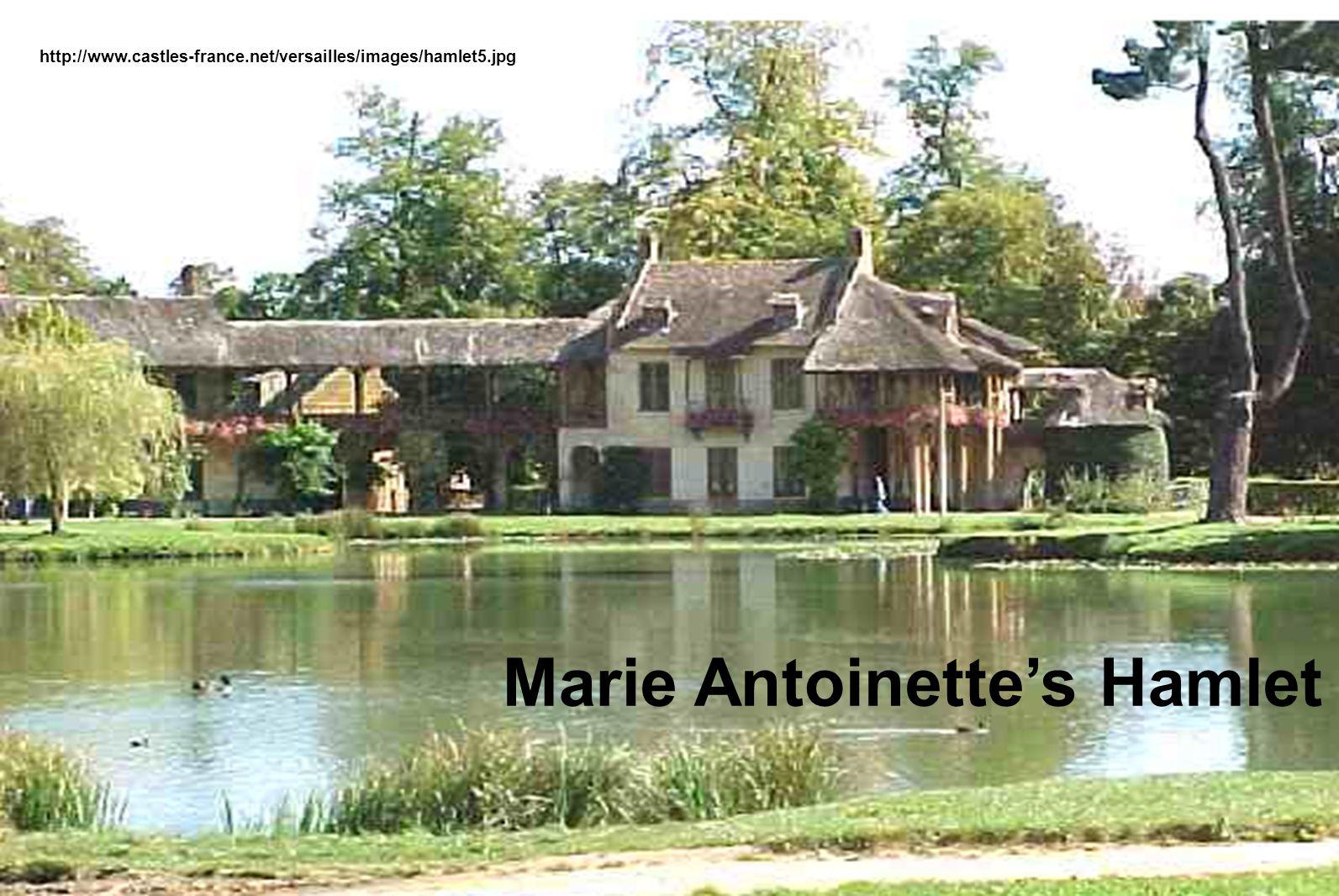 http://www.castles-france.net/versailles/images/hamlet5.jpg Marie Antoinette's Hamlet