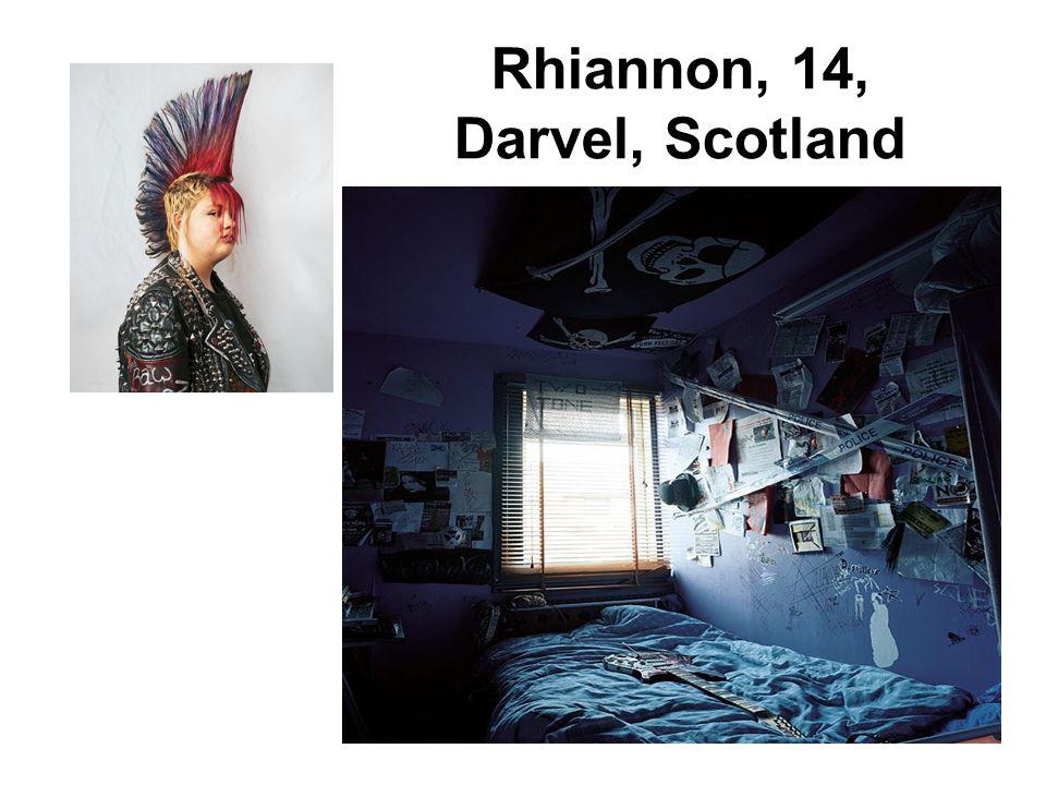 Rhiannon, 14, Darvel, Scotland