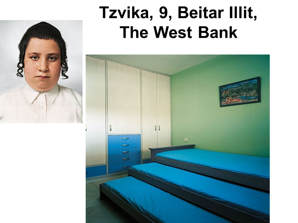 Tzvika, 9, Beitar Illit, The West Bank