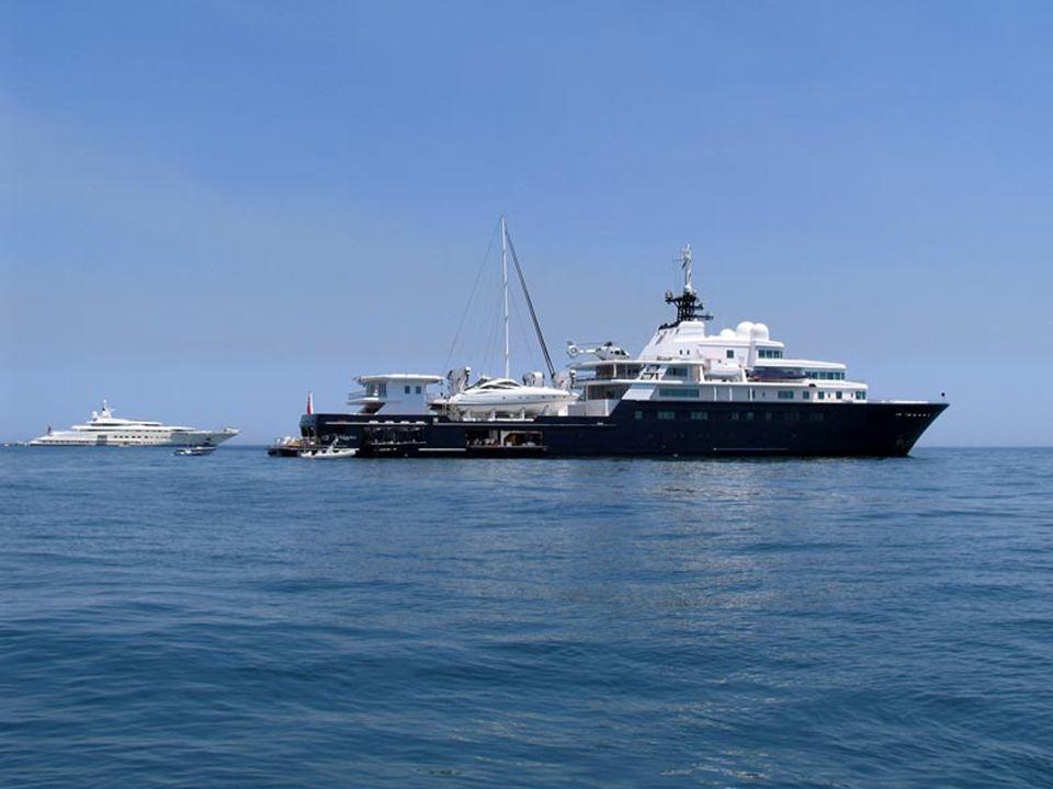 68ft Predator 70ft Yacht Helipad