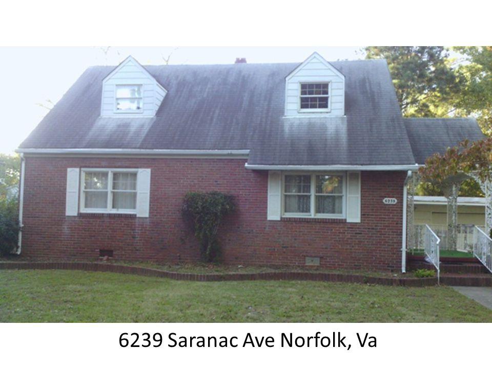 6239 Saranac Ave Norfolk, Va
