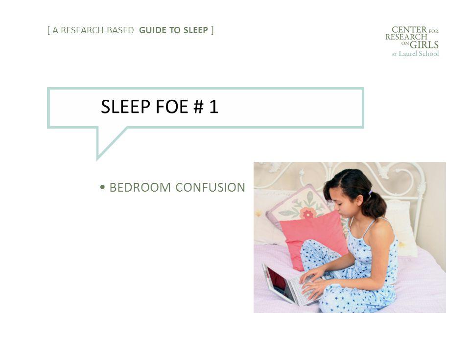 TREAT YOUR BEDROOM AS A SLEEP SANCTUARY [ A RESEARCH-BASED GUIDE TO SLEEP ] SLEEP FRIEND # 1