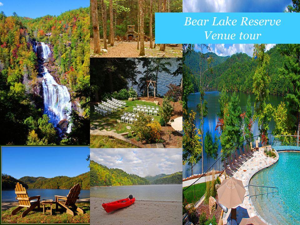 Bear Lake Reserve Venue tour
